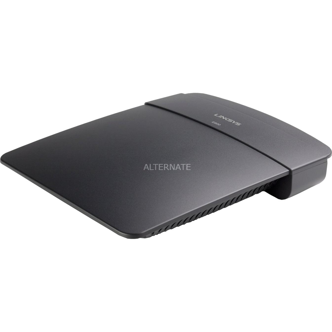 E900 router inalámbrico Ethernet rápido