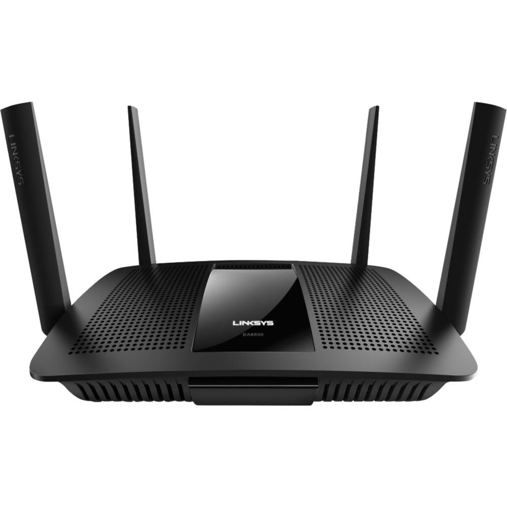 EA8500 router inalámbrico Negro