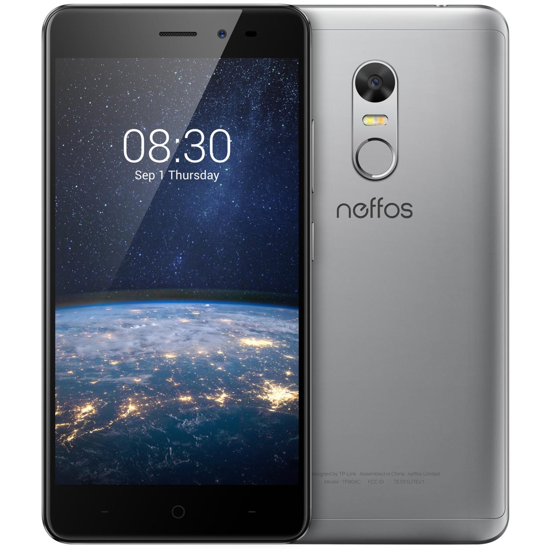 X1 Lite SIM doble 4G 16GB Gris, Móvil