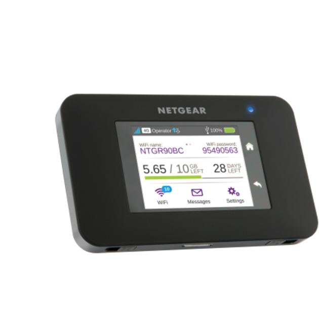 AirCard 790 Wifi Negro equipo de red 3G UMTS, Router