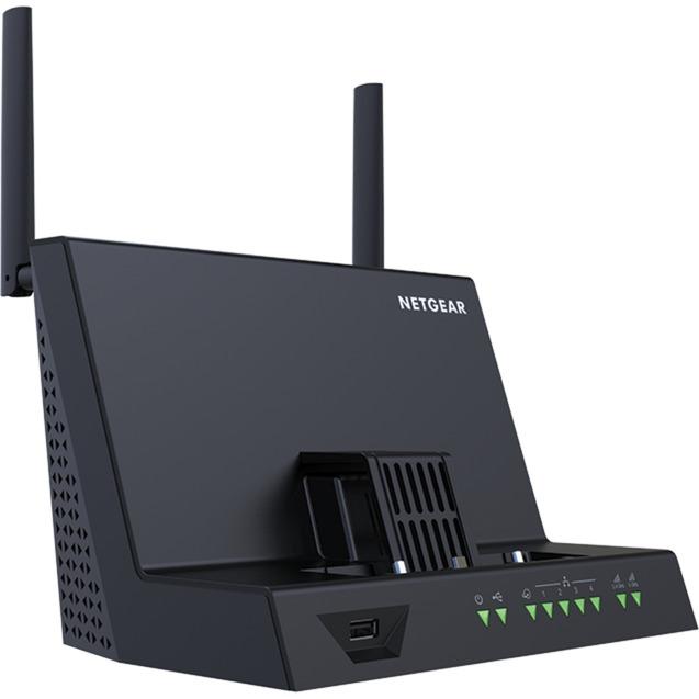 DC112A Negro punto de acceso WLAN, Router WIRELESS LTE