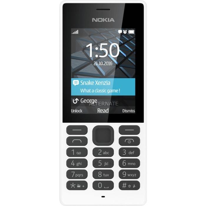 """150 2.4"""" 81g Blanco Característica del teléfono, Móvil"""