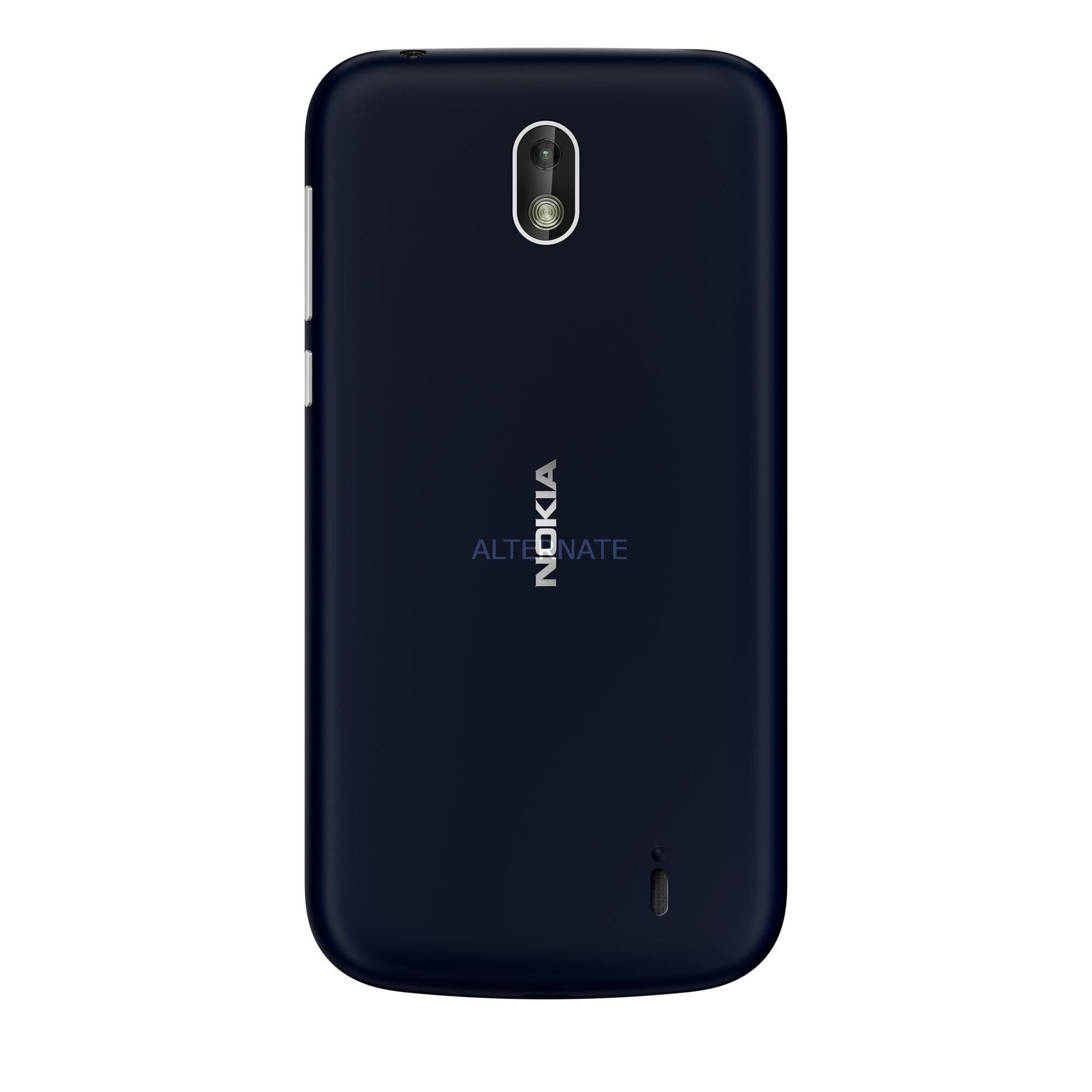 """1 11,4 cm (4.5"""") 1 GB 8 GB SIM doble 4G Azul 2150 mAh, Móvil"""