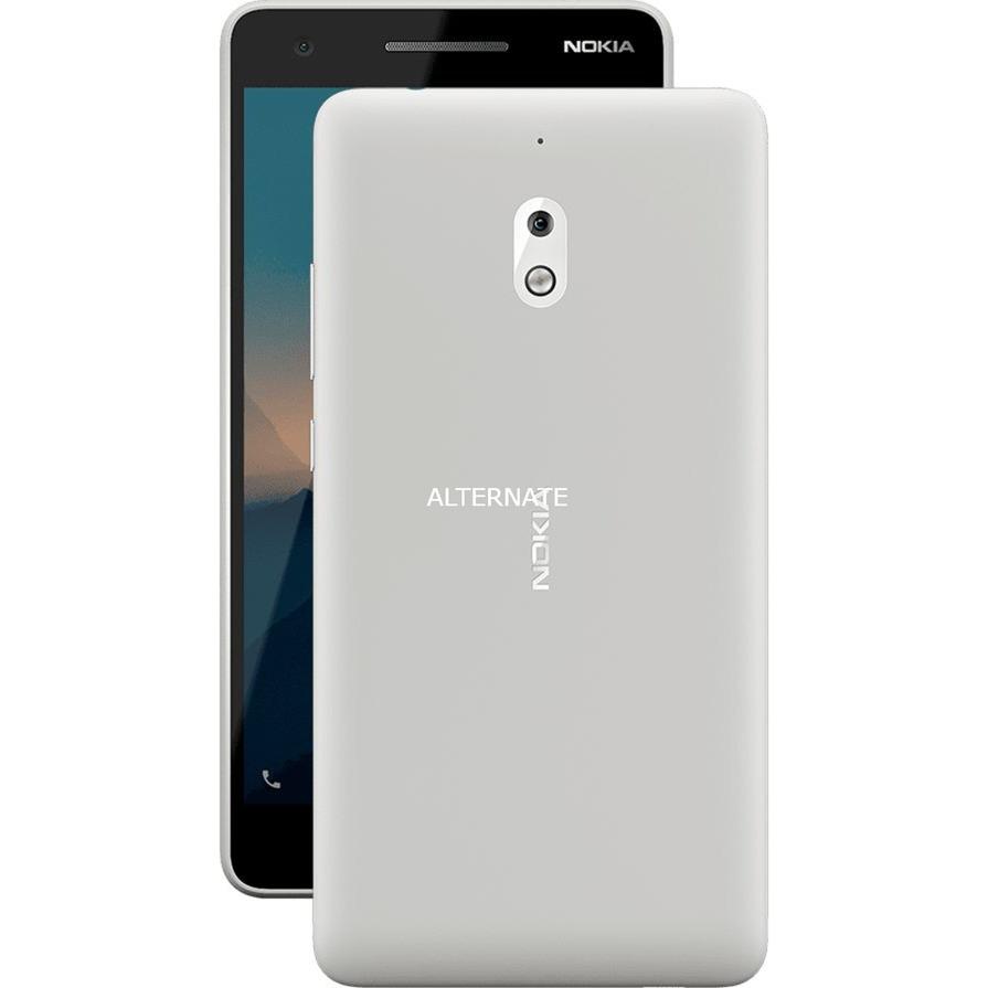 """2.1 14 cm (5.5"""") 1 GB 8 GB SIM doble 4G Blanco 4000 mAh, Móvil"""