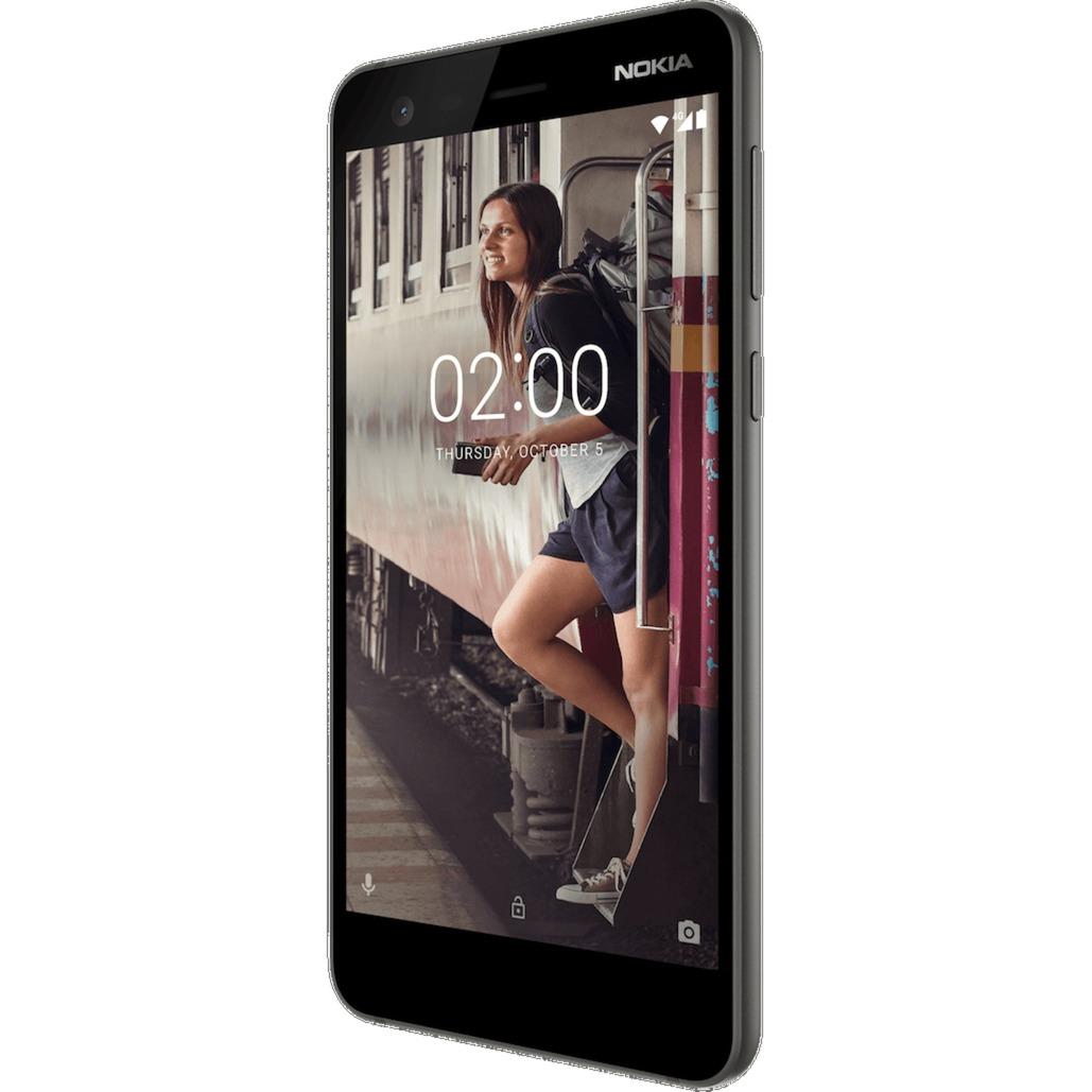 2 SIM doble 4G 8GB Negro, Móvil