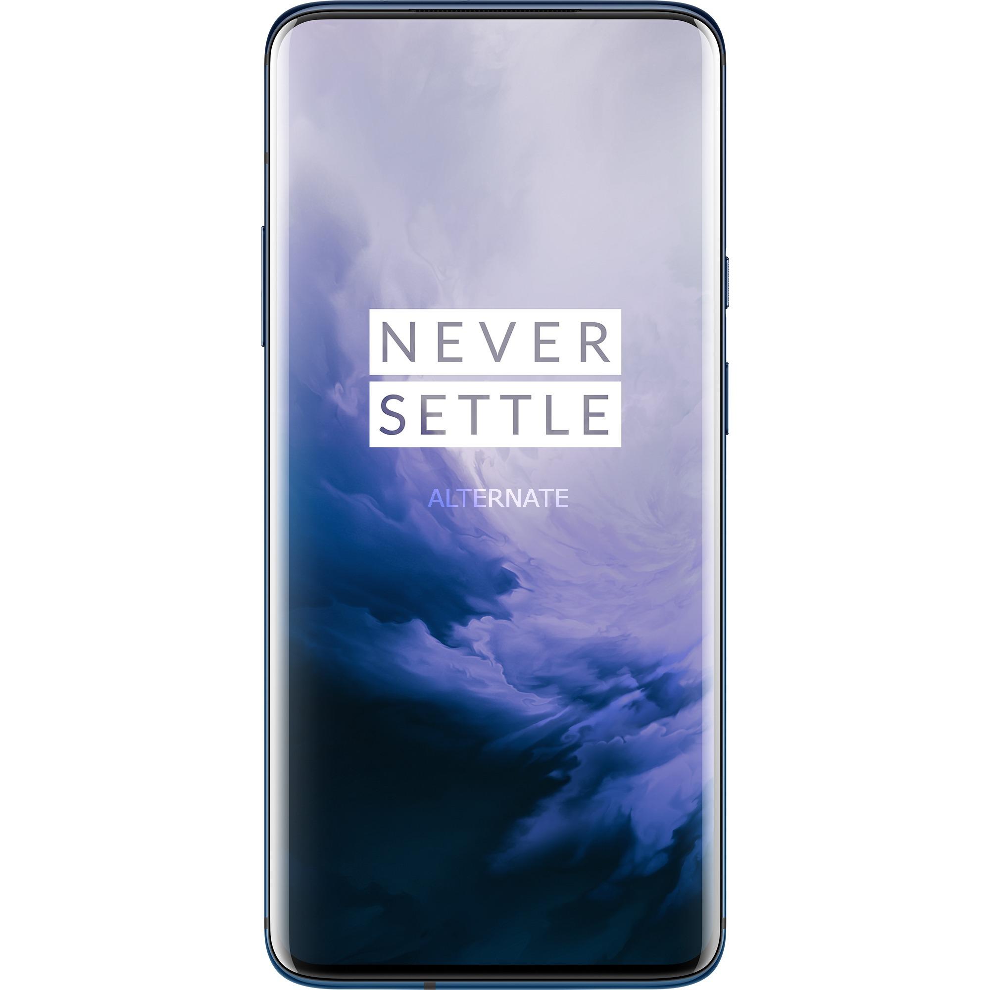 """7 Pro 16,9 cm (6.67"""") 8 GB 256 GB SIM doble 4G Azul 4000 mAh, Móvil"""