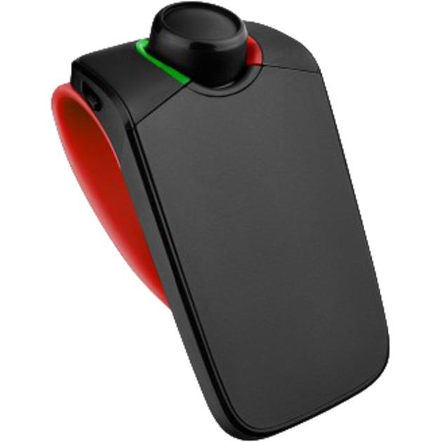 MINIKIT Neo 2 HD Universal USB/Bluetooth Negro, Rojo altavoz, Auriculares con micrófono