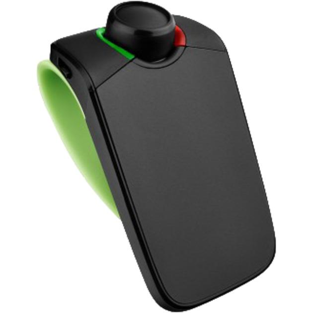 Minikit Neo 2 HD Universal USB/Bluetooth Negro, Verde altavoz, Auriculares con micrófono
