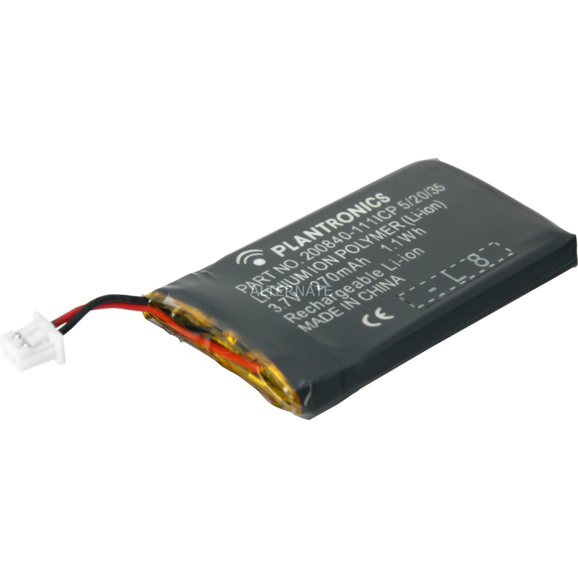 202599-03 auricular / audífono accesorio Batería