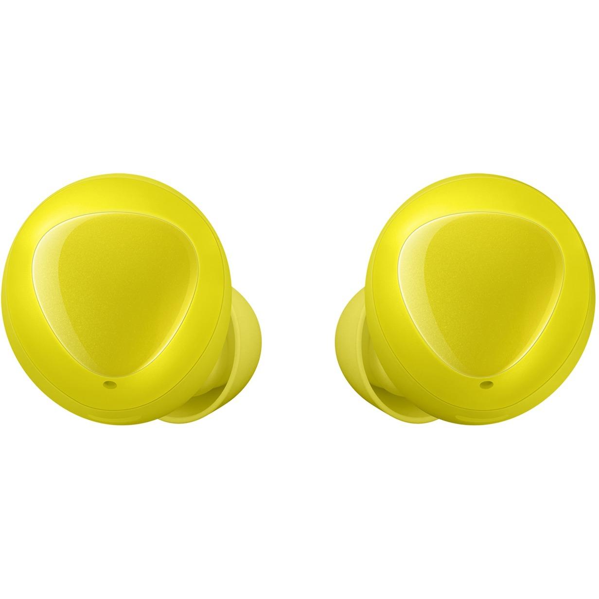 Galaxy Buds auriculares para móvil Binaural Dentro de oído Amarillo