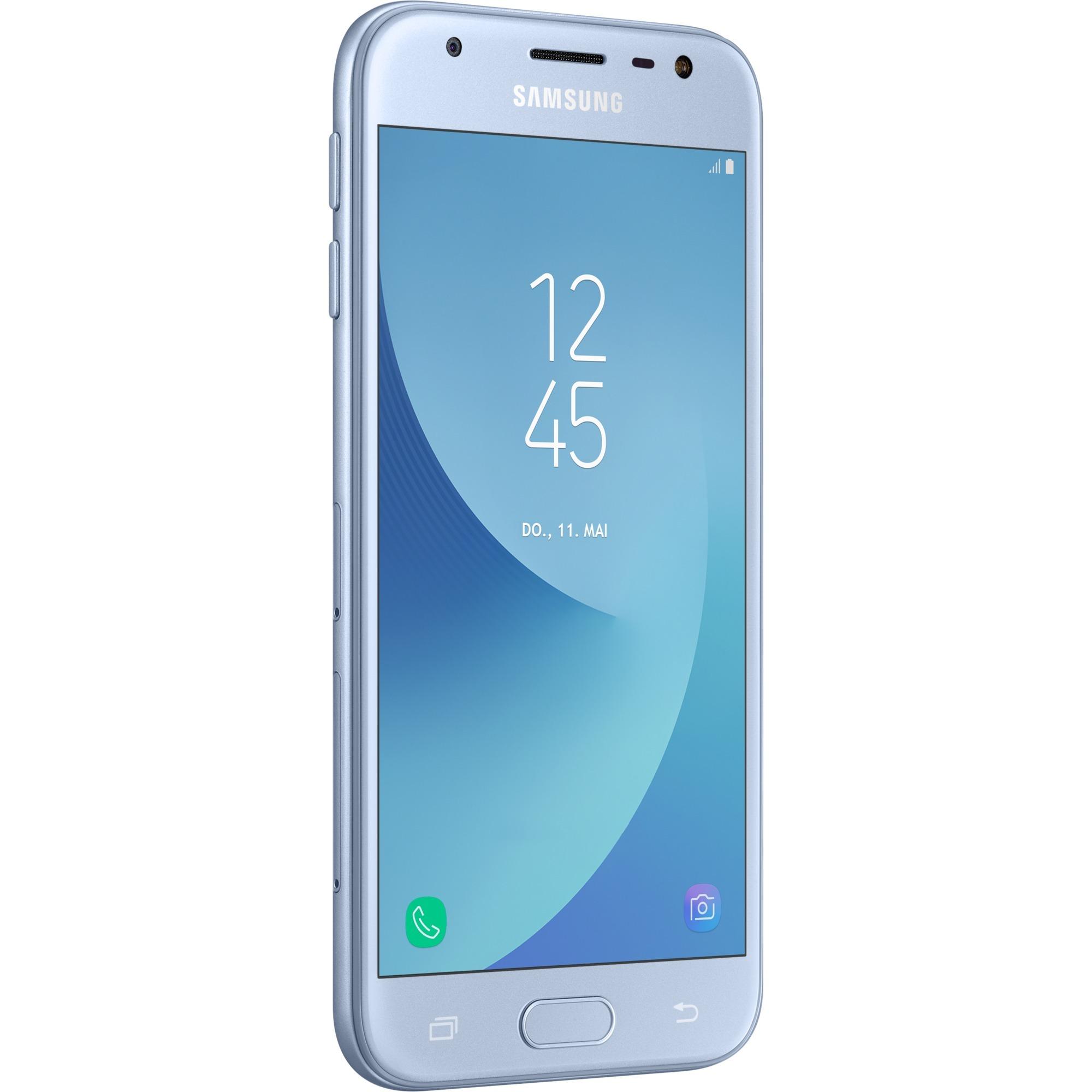 Galaxy J3 (2017) SM-J330F SIM doble 4G 16GB Azul, Móvil