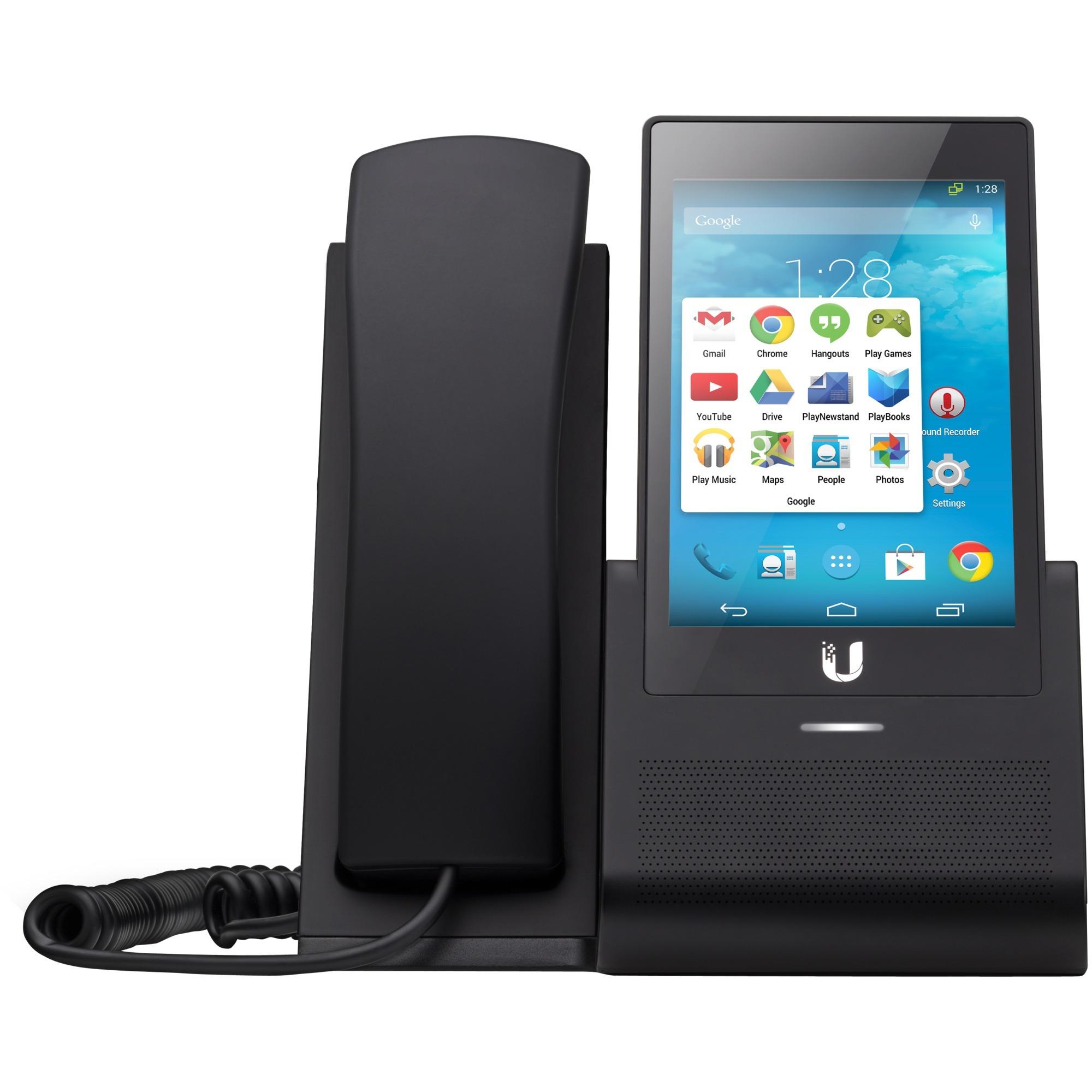 UVP Teléfono DECT Negro teléfono, Teléfono VoIP