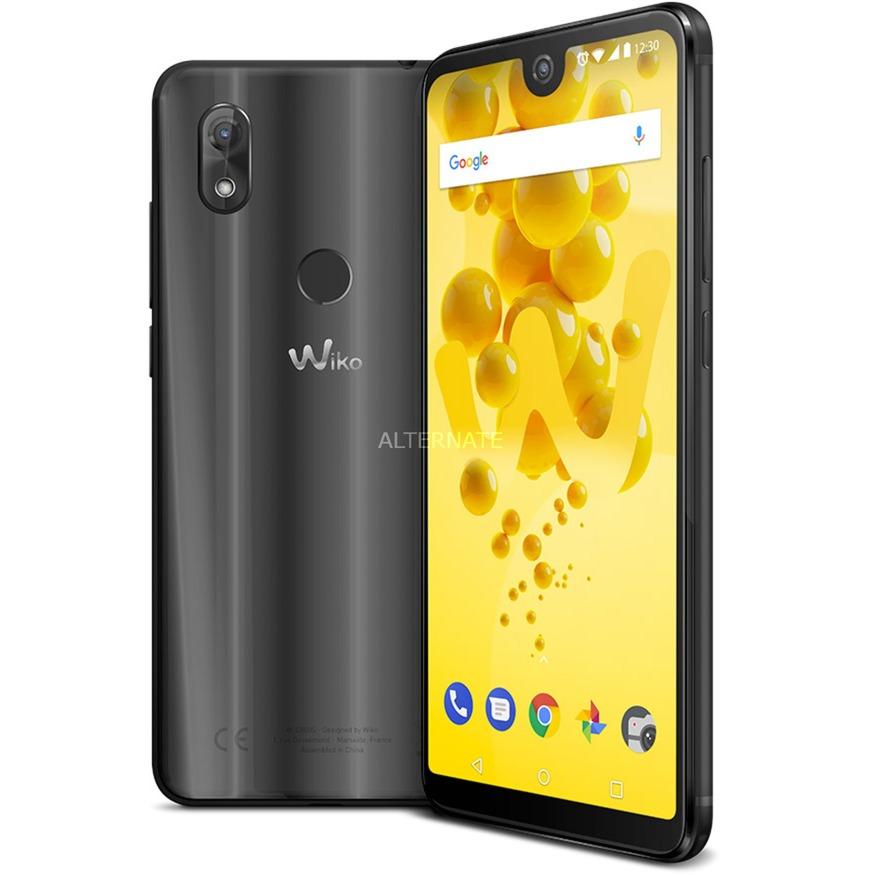 "View2 15,2 cm (6"") 3 GB 32 GB Ranura híbrida Dual SIM 4G Antracita 3000 mAh, Móvil"