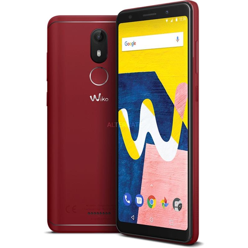 """View Lite 13,8 cm (5.45"""") 2 GB 16 GB SIM doble 4G Rojo 3000 mAh, Móvil"""