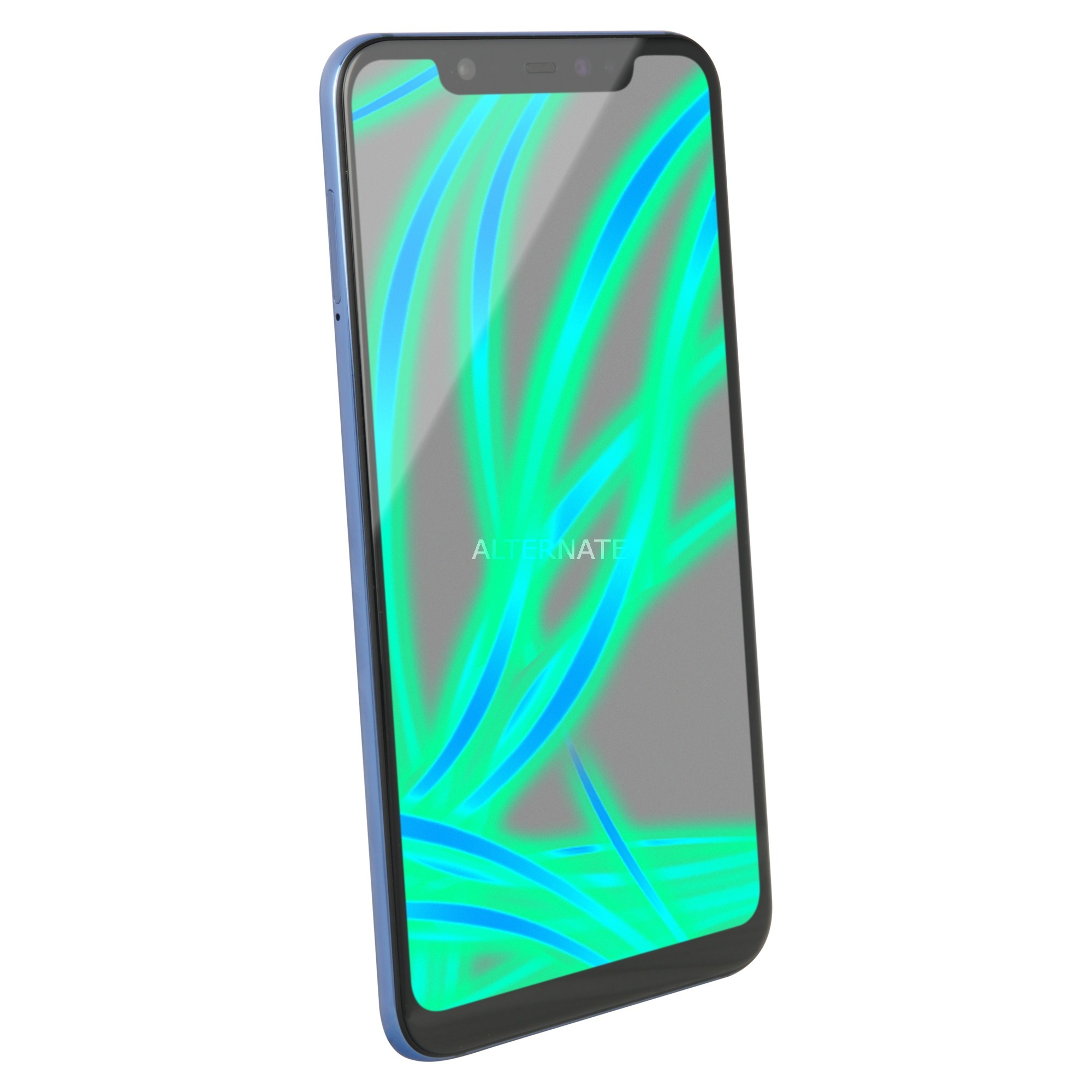 """Mi 8 15,8 cm (6.21"""") 6 GB 64 GB SIM doble 4G Azul 3400 mAh, Móvil"""
