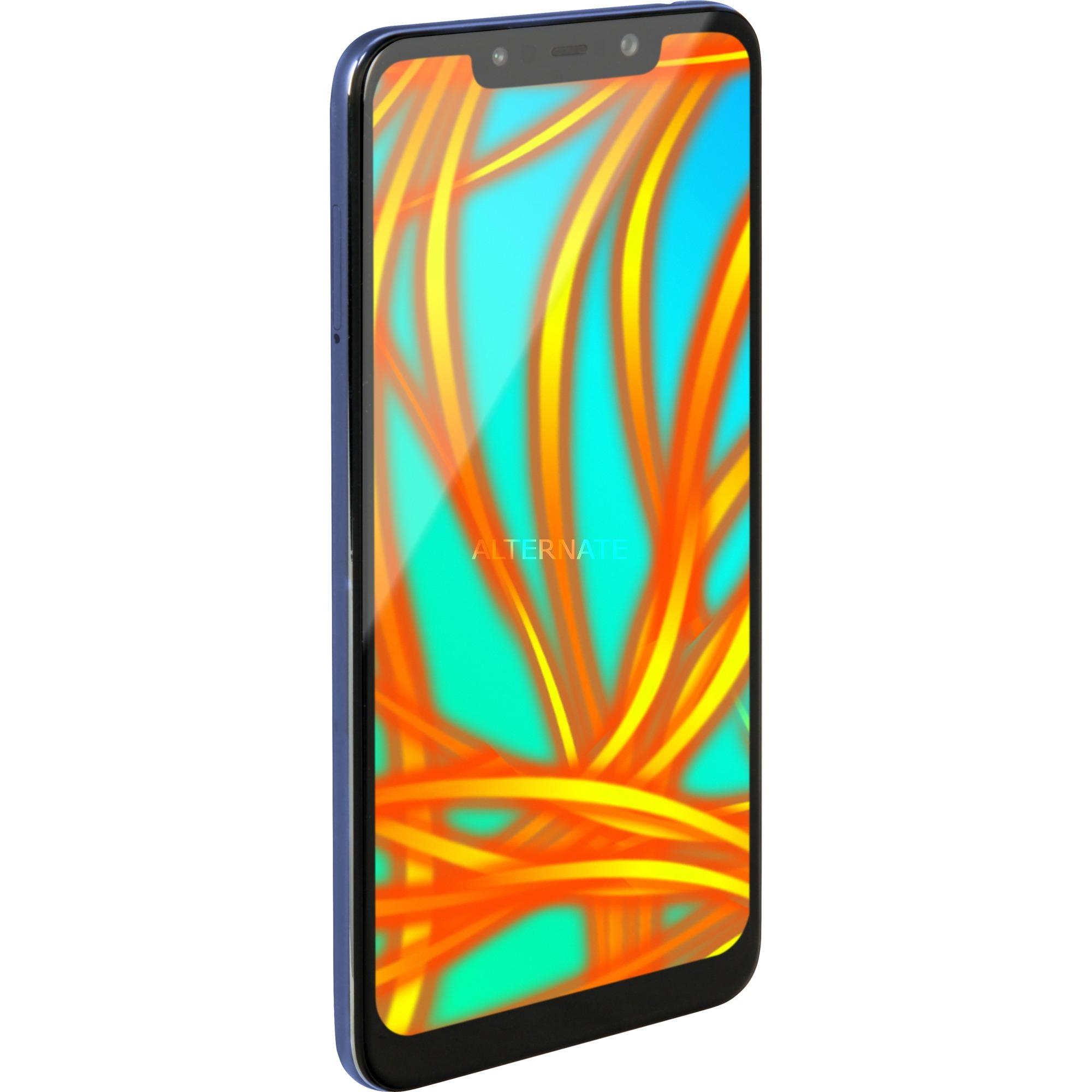 """Pocophone F1 15,7 cm (6.18"""") 6 GB 64 GB Ranura híbrida Dual SIM 4G Azul 4000 mAh, Móvil"""