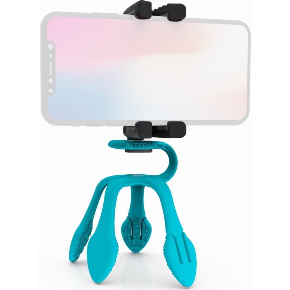 GEKKOPOD Smartphone/Action camera 5pata(s) Azul tripode, Trípodes y accesorios de trípode