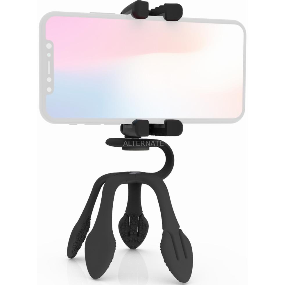 GEKKOPOD Smartphone/Action camera 5pata(s) Negro tripode, Trípodes y accesorios de trípode