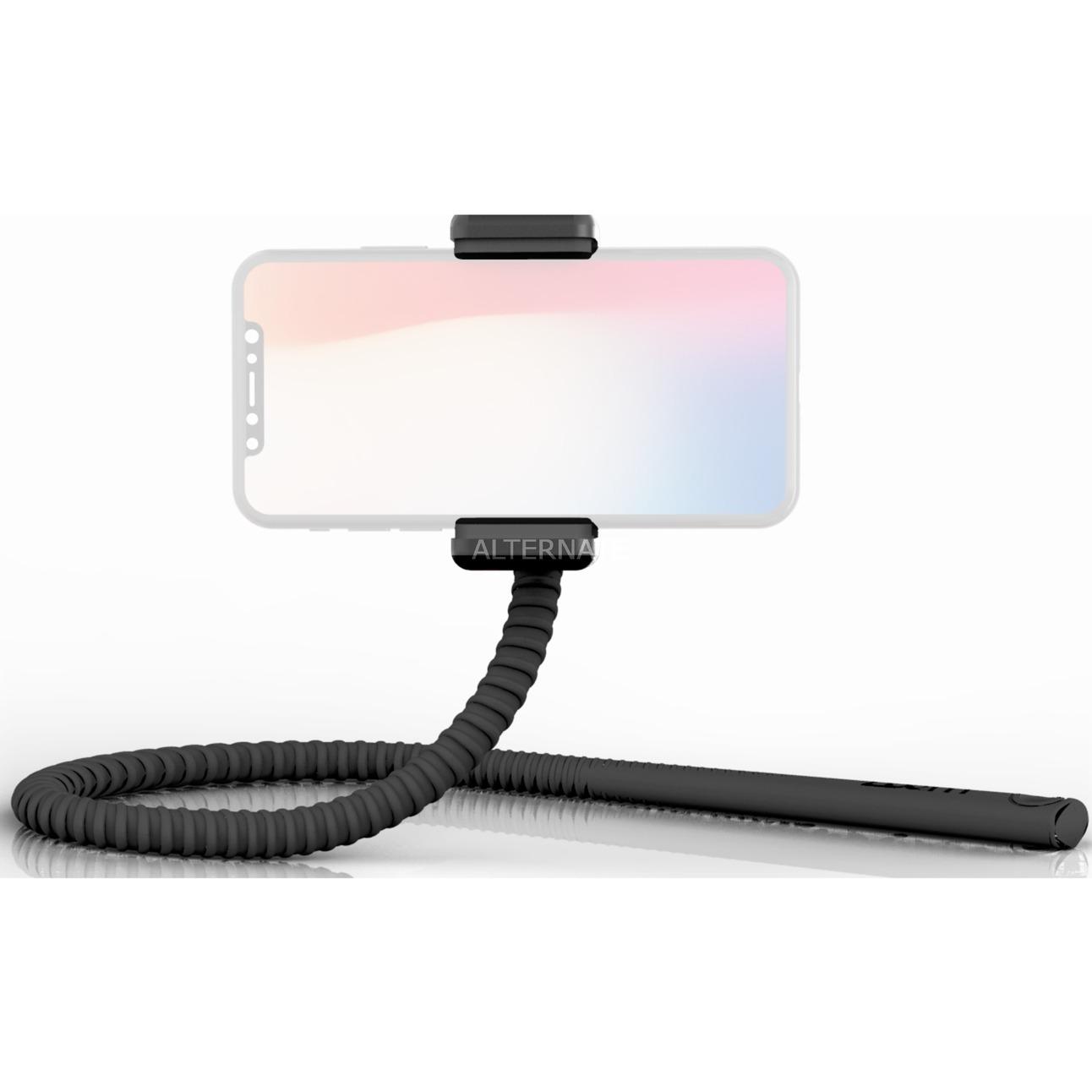 GEKKOSTICK palo para autofotos Smartphone Negro, Selfie Stick