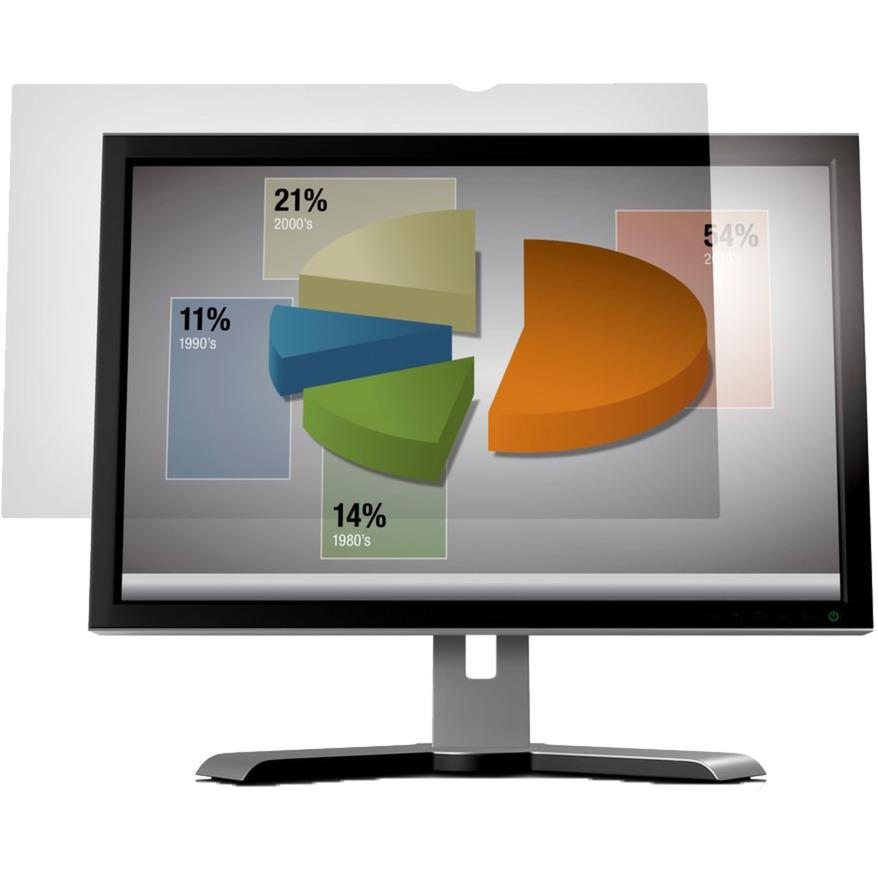 """Filtro antirreflejos de para monitor de escritorio con pantalla panorámica de 21,5"""", Protección contra deslumbramiento"""