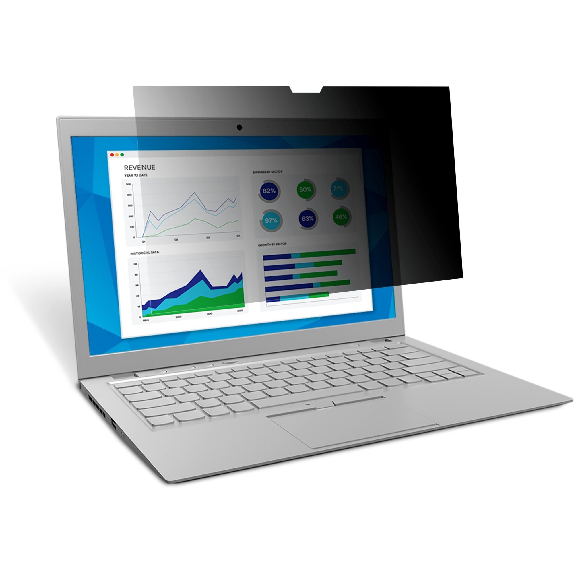 Filtro de privacidad de para ordenadores portátiles con pantalla panorámica (16:10) de...