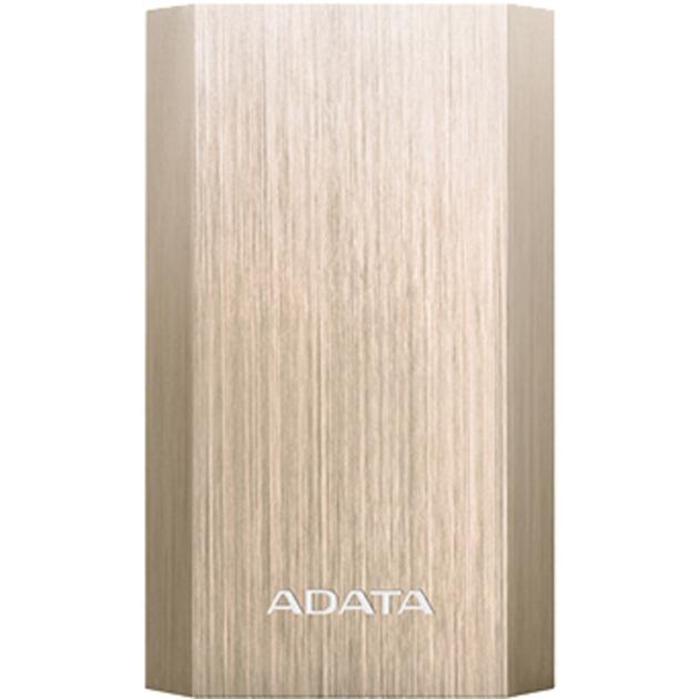A10050 batería externa Oro Ión de litio 10050 mAh, Banco de potencia