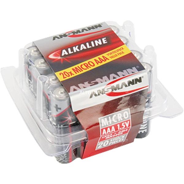 5015538 pila doméstica Single-use battery Alcalino, Batería