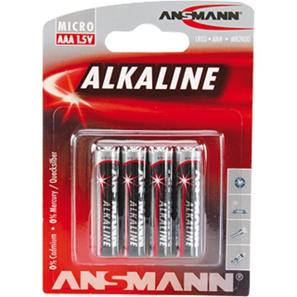 5015553 Alcalino 1.5V batería no-recargable