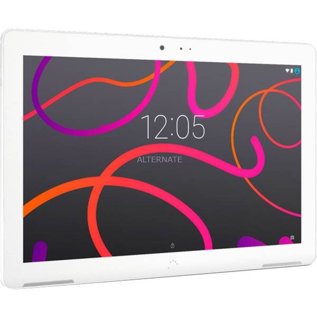 Aquaris M10 16GB Color blanco tablet, Tablet PC