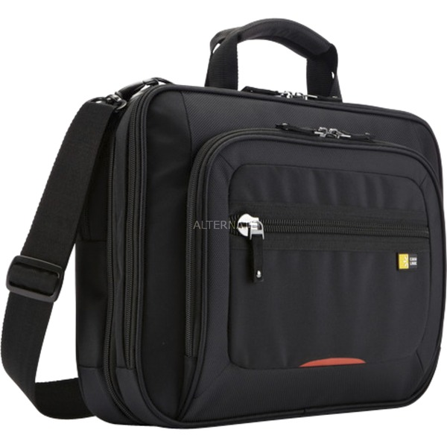 "14"" Checkpoint Friendly Laptop Case maletines para portátil 35,6 cm (14"") Bandolera Negro, Bolsa"
