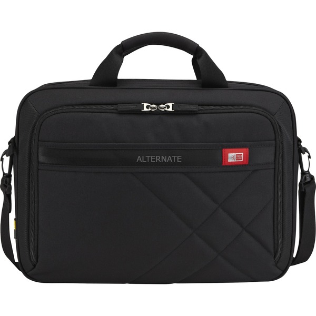"3201433 maletines para portátil 39,6 cm (15.6"") Bandolera Negro, Bolsa"