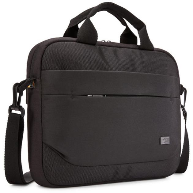 "ADVANTAGE 11.6"" ATTACHÉ maletines para portátil 29,5 cm (11.6"") Bandolera Negro, Bolsa"