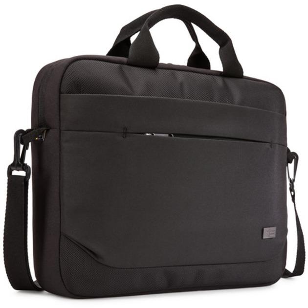 "Advantage 14"" Attaché maletines para portátil 35,6 cm (14"") Bandolera Negro"