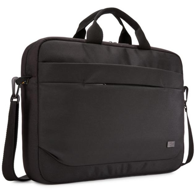 "Advantage 15,6"" Attaché maletines para portátil 39,6 cm (15.6"") Bandolera Negro"