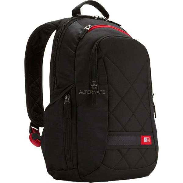 DLBP-114 mochila Poliéster Negro