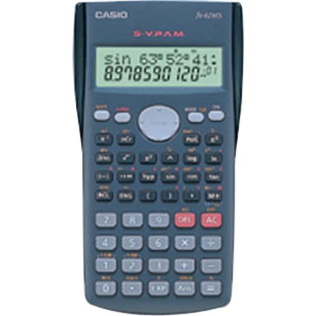 FX-82MS calculadora Escritorio Calculadora científica Azul