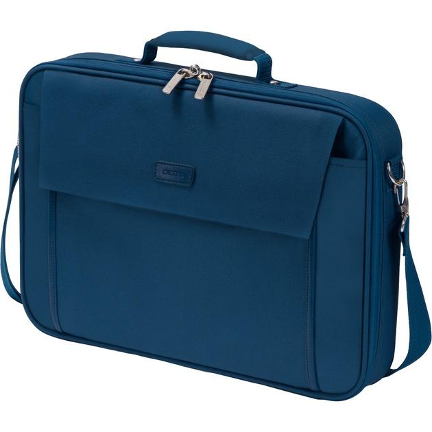 "BASE 15-17.3 maletines para portátil 43,9 cm (17.3"") Bandolera Azul, Bolsa"