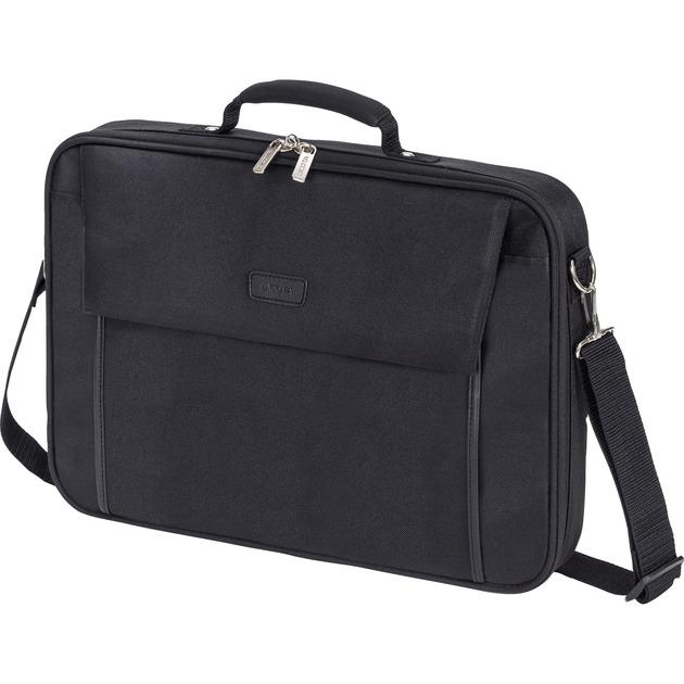 "Base 16-17.3 maletines para portátil 43,9 cm (17.3"") Maletín Negro, Bolsa"