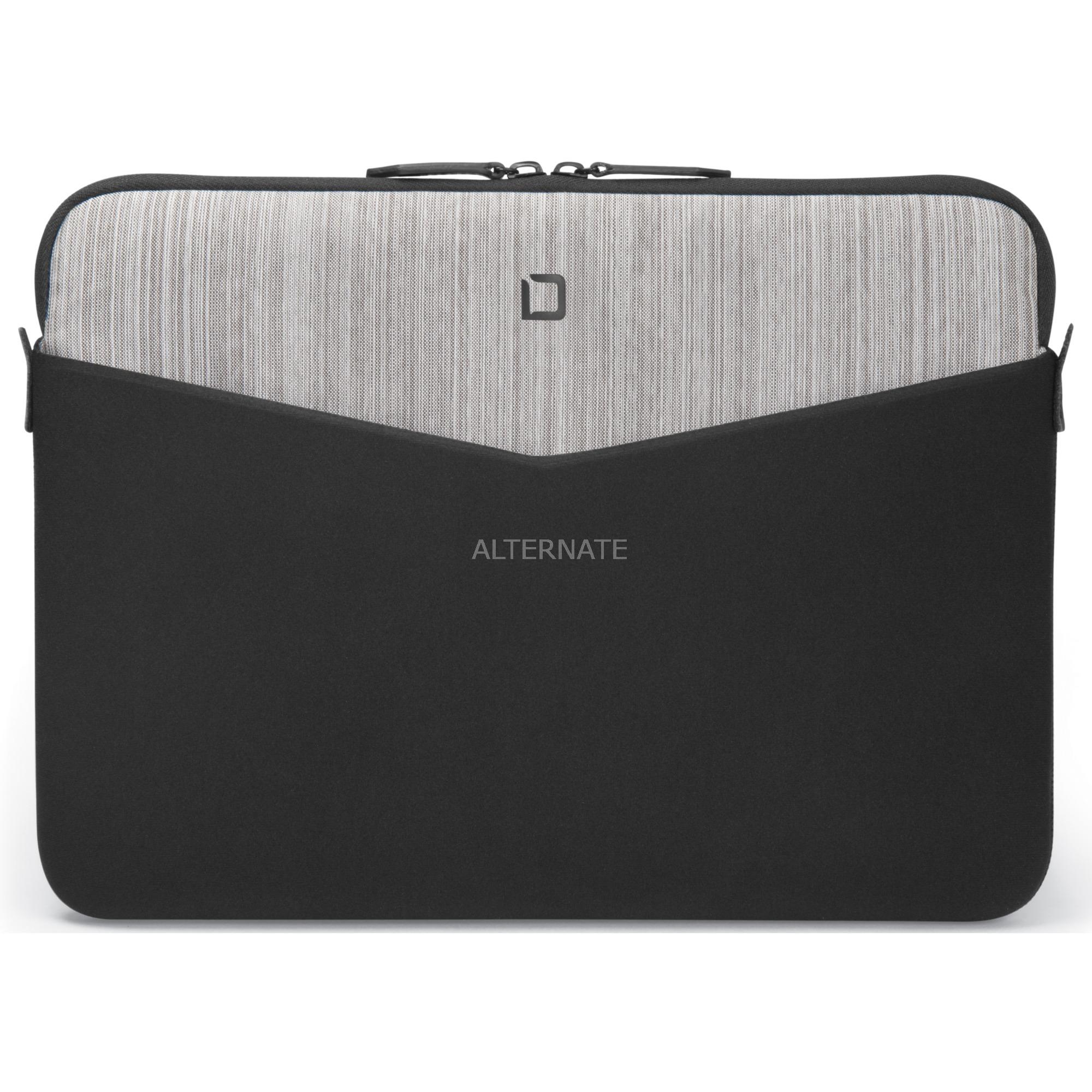 "Code Sleeve maletines para portátil 33,8 cm (13.3"") Funda Negro, Gris, Bolsa"