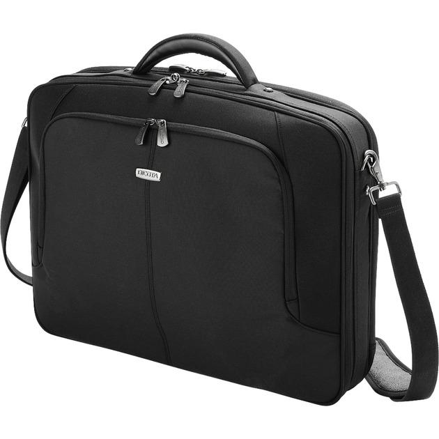 """D30144 16.4"""" Maletín Negro maletines para portátil, Bolsa"""