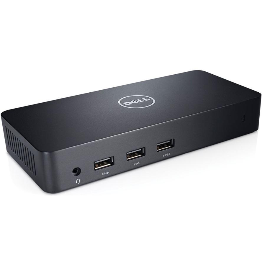 Estación de base USB 3.0, D3100, Estación de acoplamiento