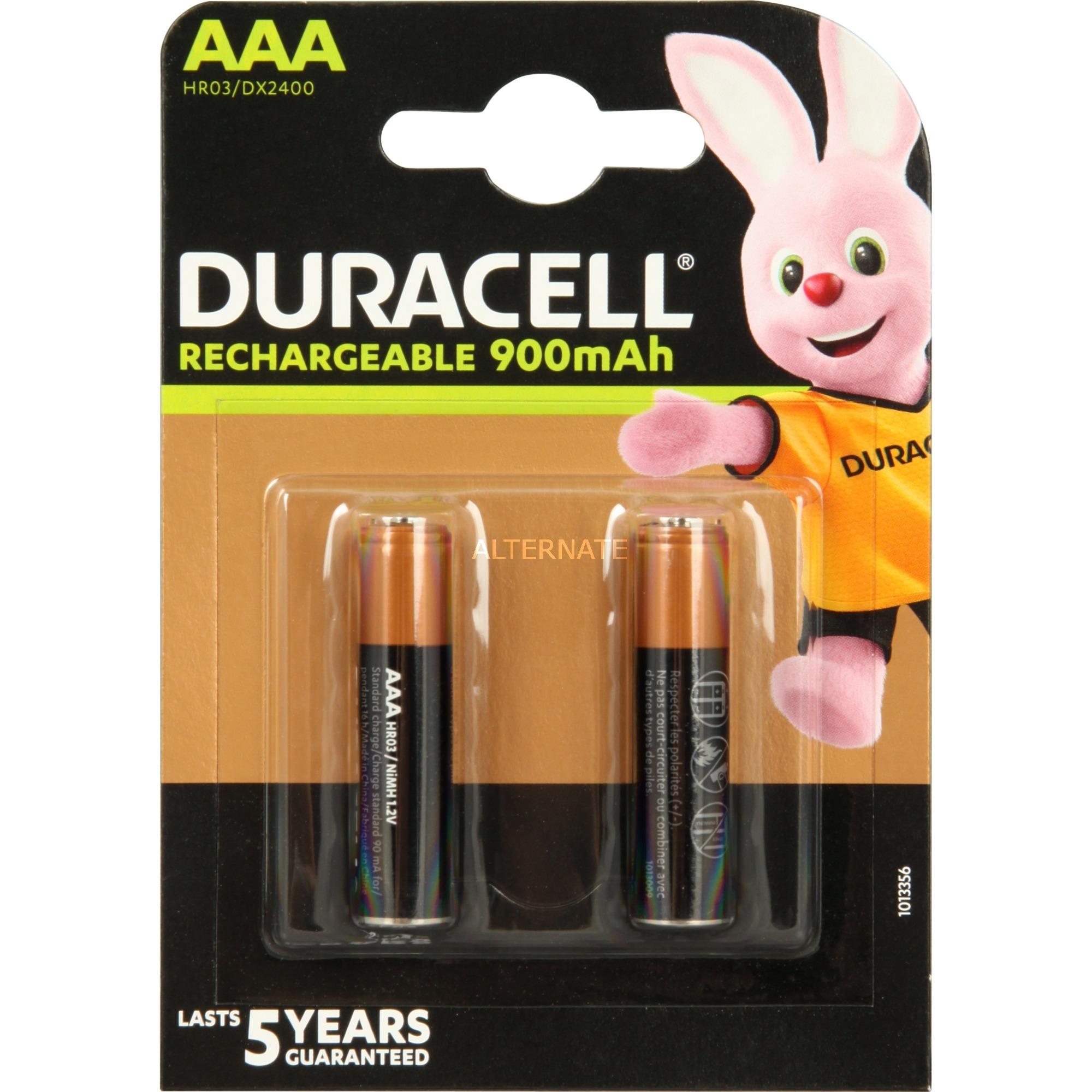 203815 Níquel metal hidruro 800mAh 1.2V batería recargable