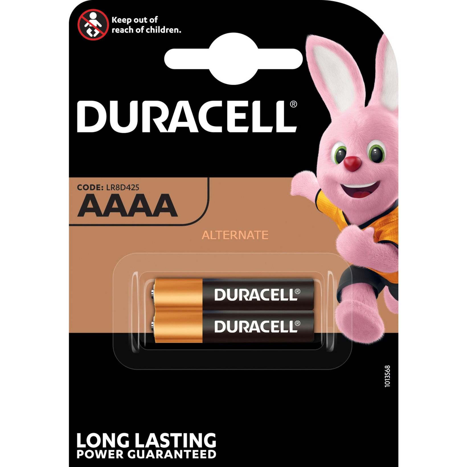 2 AAAA Alcalino 1.5V batería no-recargable