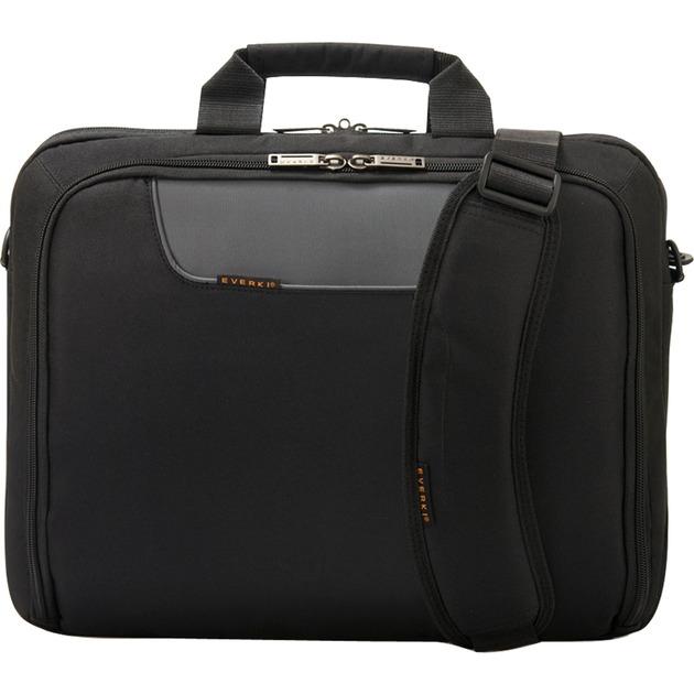 """Advance 16"""" maletines para portátil 48,3 cm (19"""") Maletín Carbón vegetal, Bolsa"""