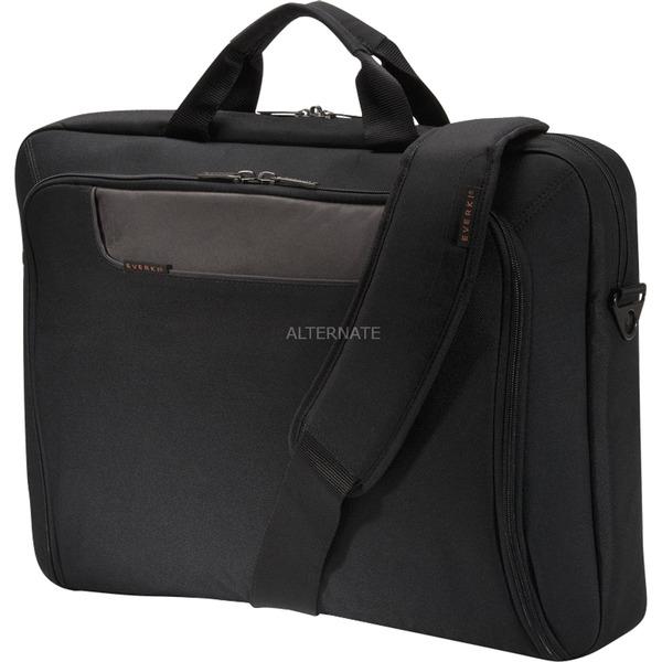 """Advance 18.4"""" maletines para portátil 46,7 cm (18.4"""") Maletín Carbón vegetal, Bolsa"""