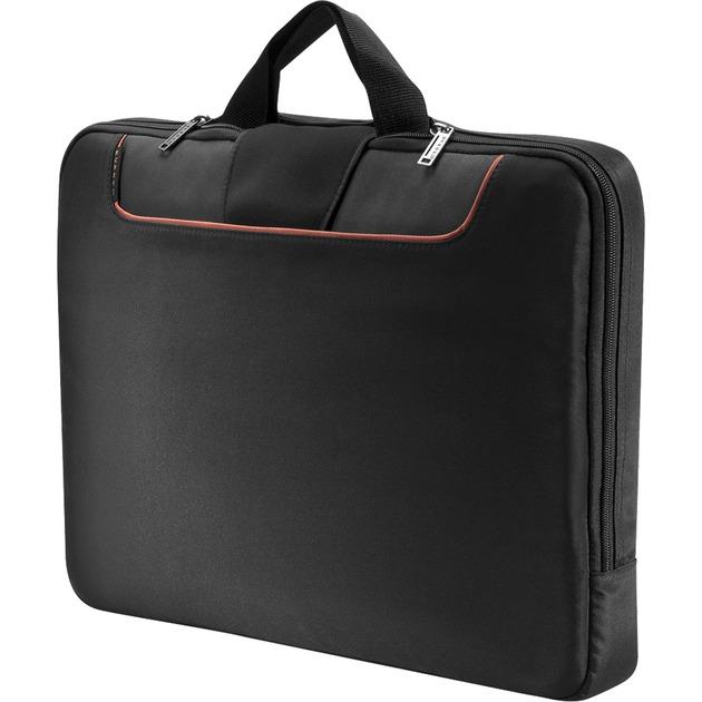 "Commute 18.4"" maletines para portátil 46,7 cm (18.4"") Funda Negro, Bolsa"