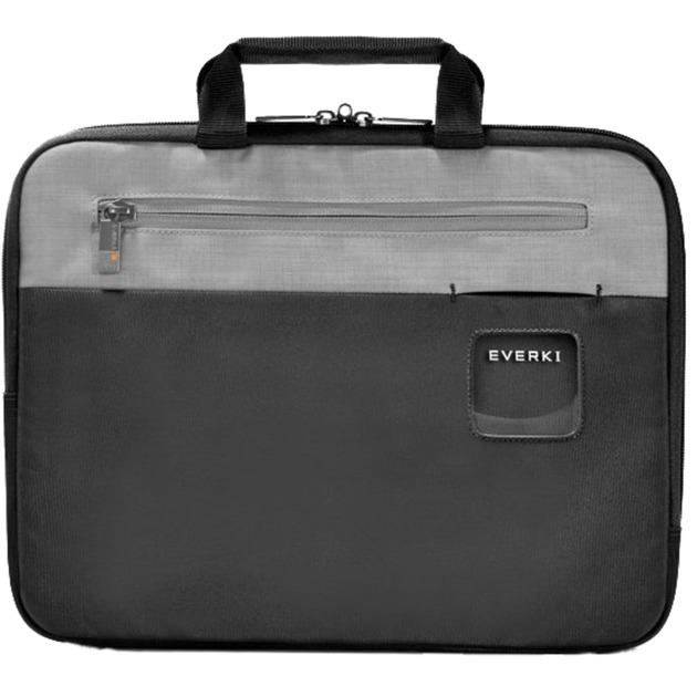 "ContemPRO maletines para portátil 33,8 cm (13.3"") Funda Negro, Gris, Bolsa"