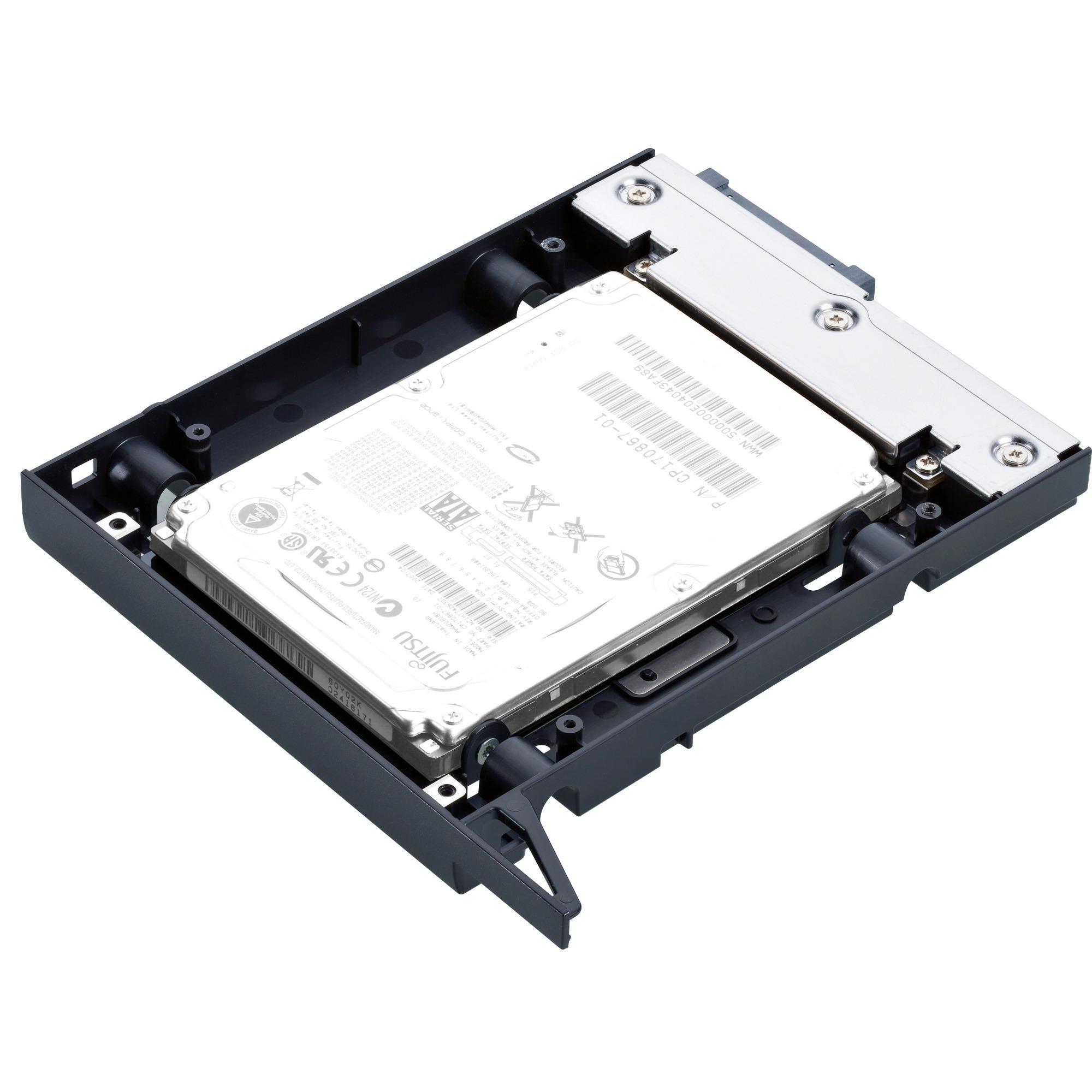 "2nd HDD bay 2.5"""" Carrier panel, Bastidor de instalación"