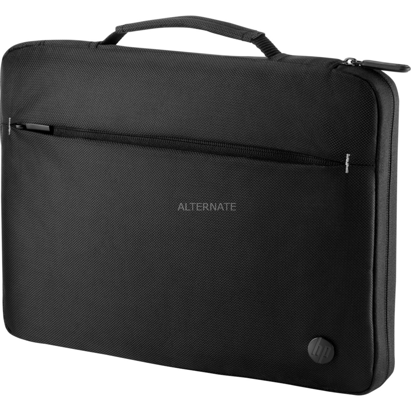 "13.3 Business Sleeve maletines para portátil 33,8 cm (13.3"") Funda Negro, Bolsa"