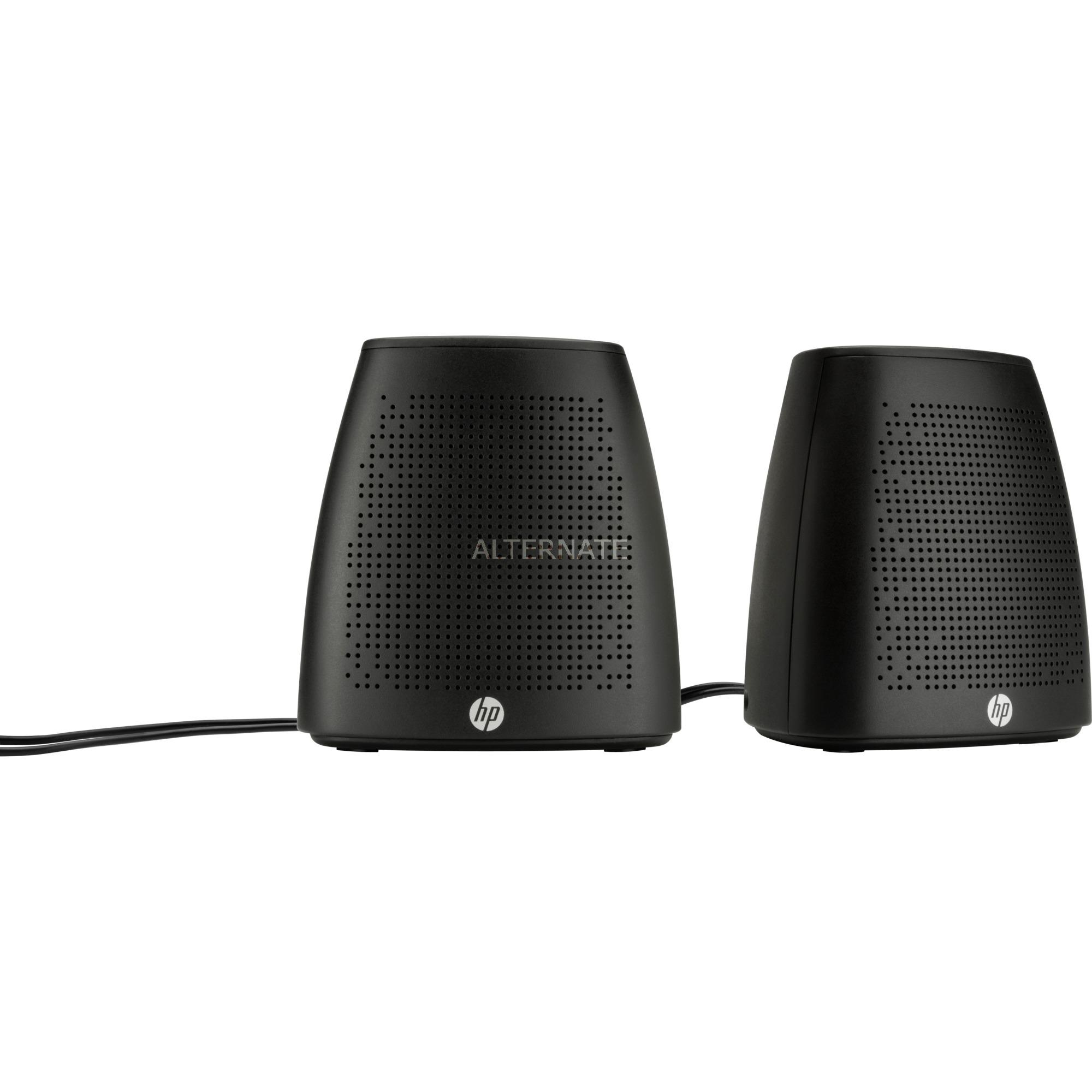Altavoz USB negro S3100, Altavoces de PC